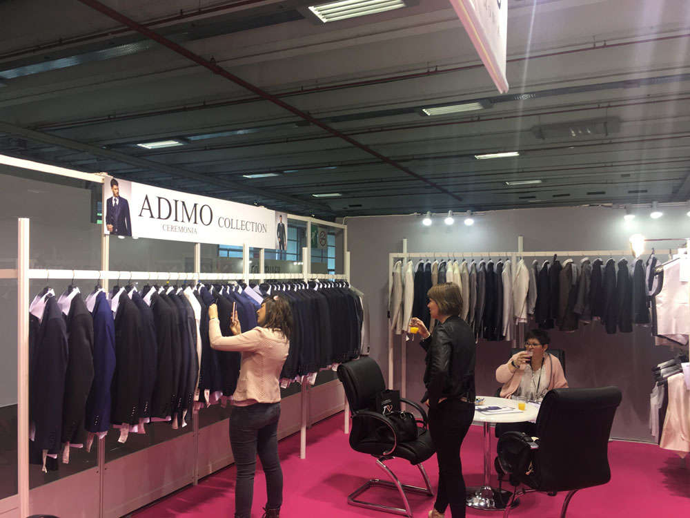 Adimo Paris Bridal